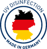 Dinies UV Desinfektion made in Germany